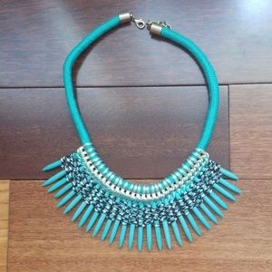 Baublebar Turquois Statement Necklace